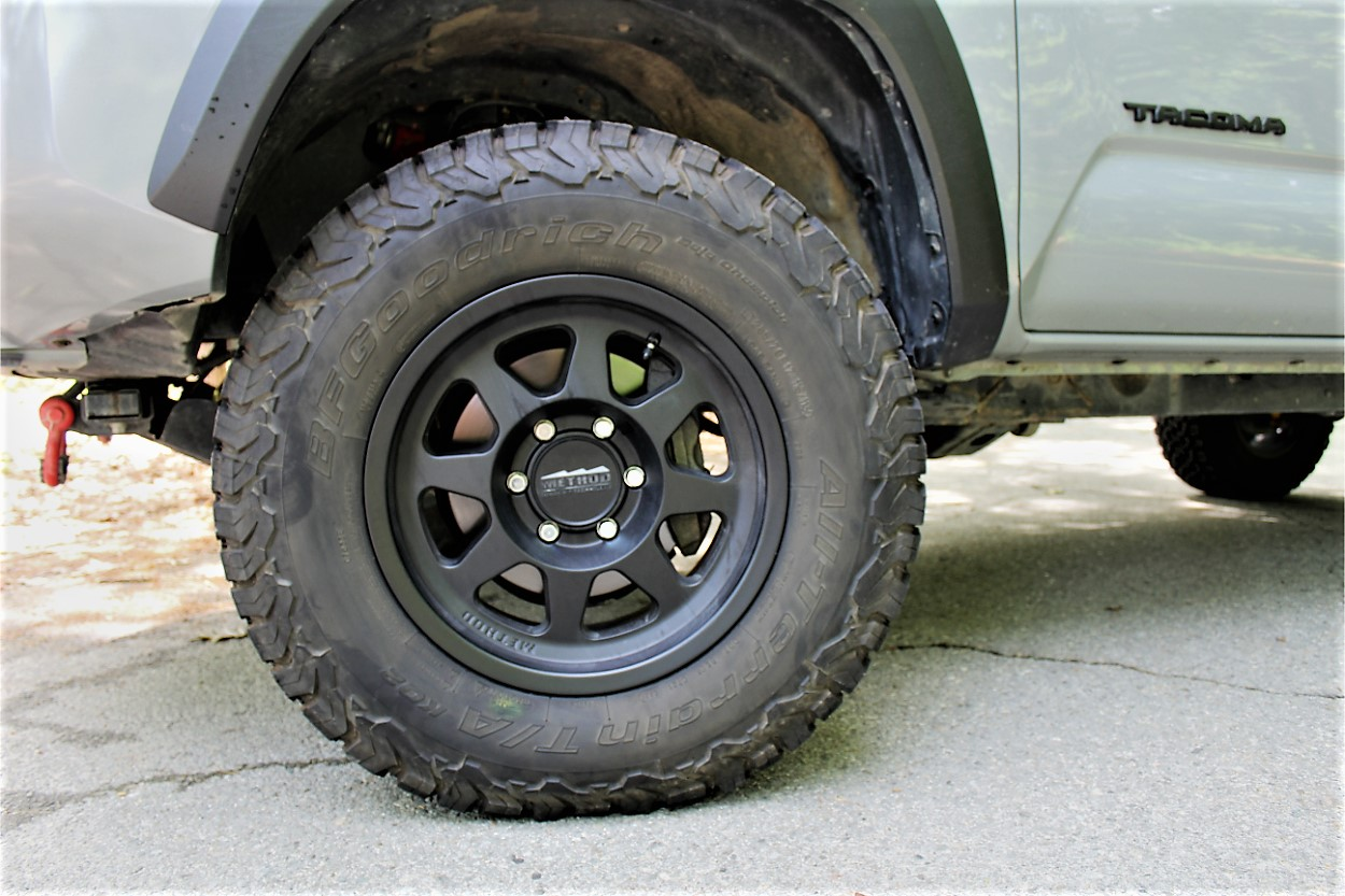 BFGoodrich All Terrain T/A KO2 Overview & Review for Toyota Tacoma