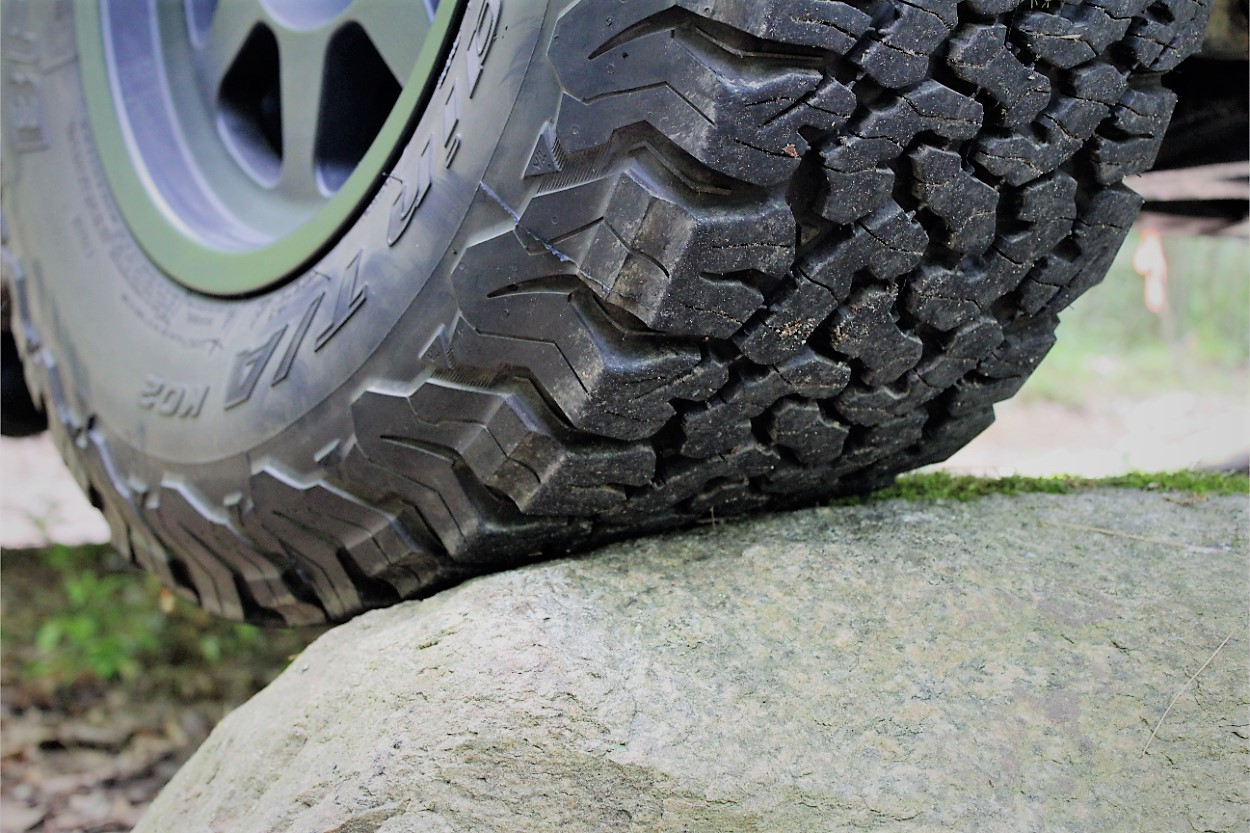 BFG All Terrain T/A KO2 - Review & Overview on 3rd Gen Tacoma