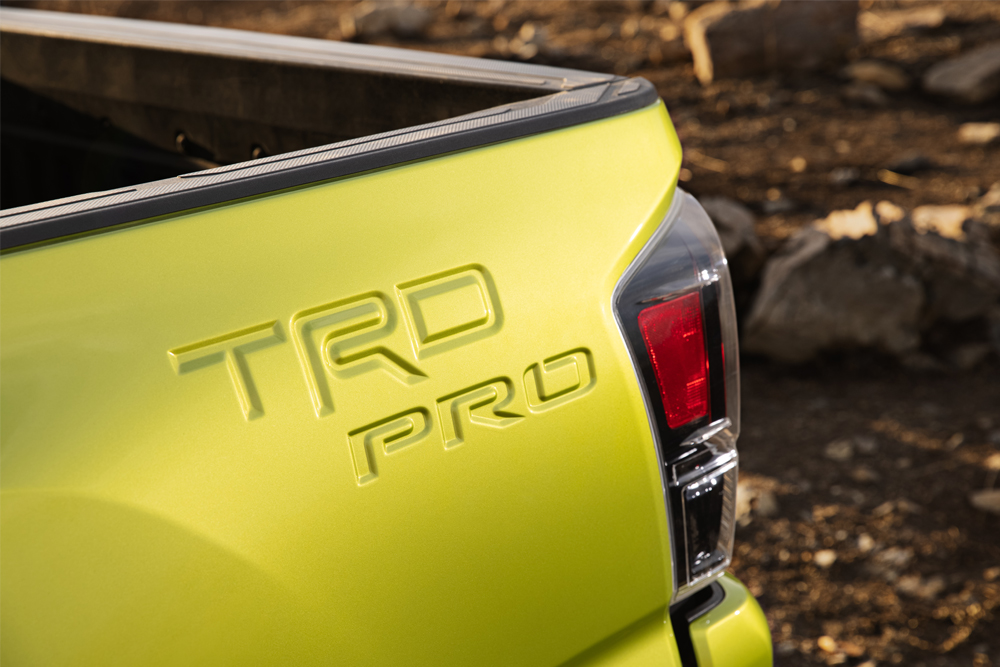 Electric Lime Metallic TRD Pro 3rd Gen Tacoma - Full Review, Overview & Initial Thoughts