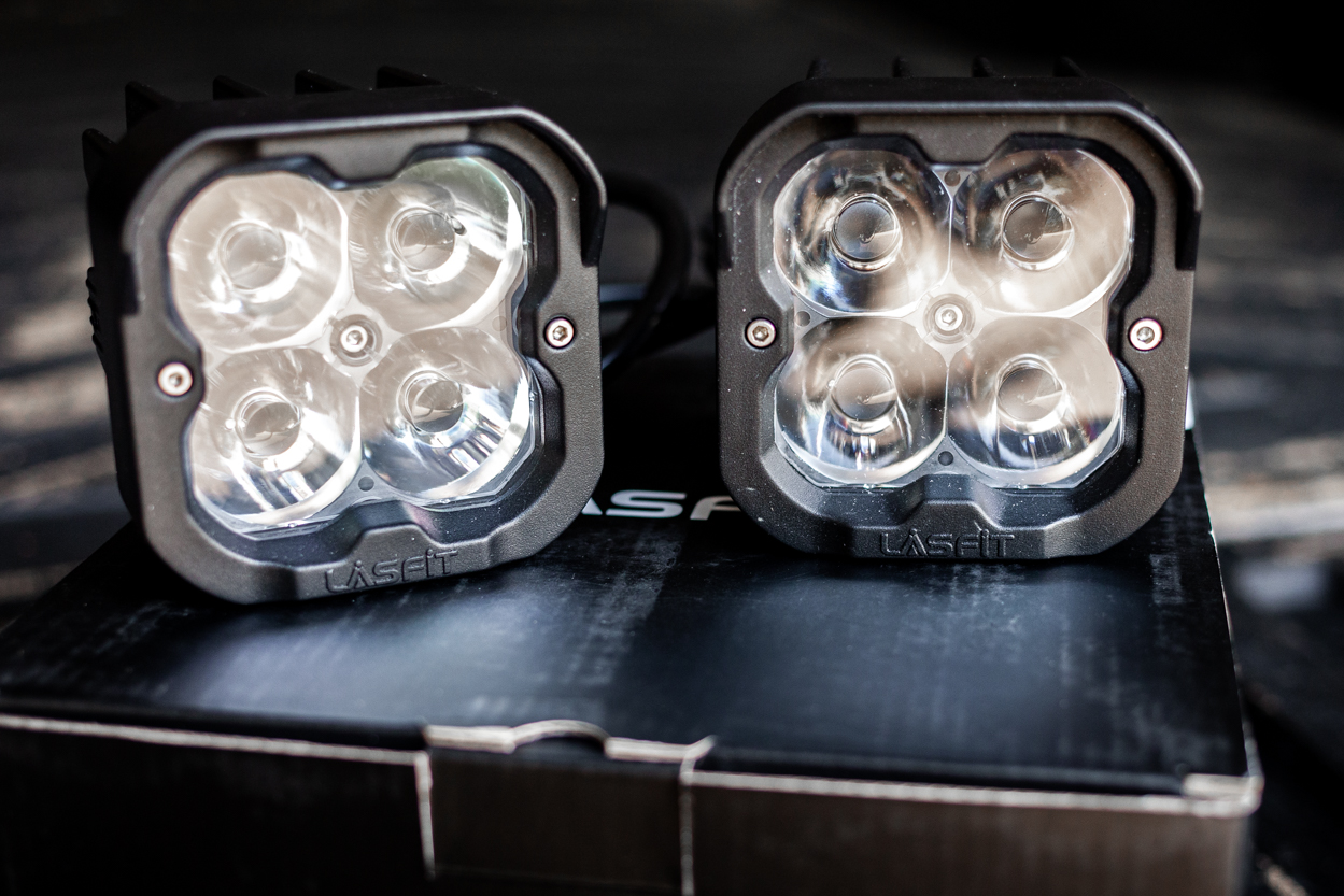 Lasfit 3-Inch LED Pod Light Review, Overview & Installation Guide