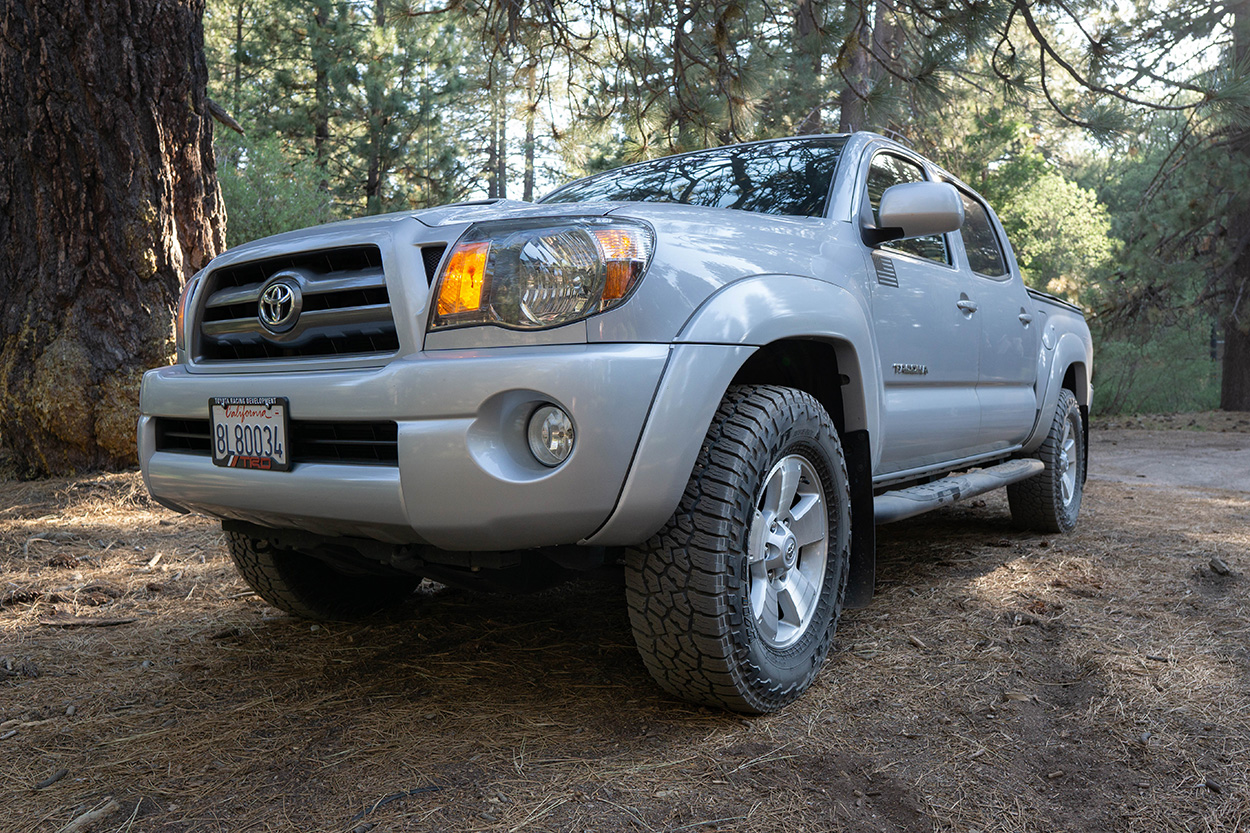 Full Review & Overview for the Falken Wildpeak AT3W Tires