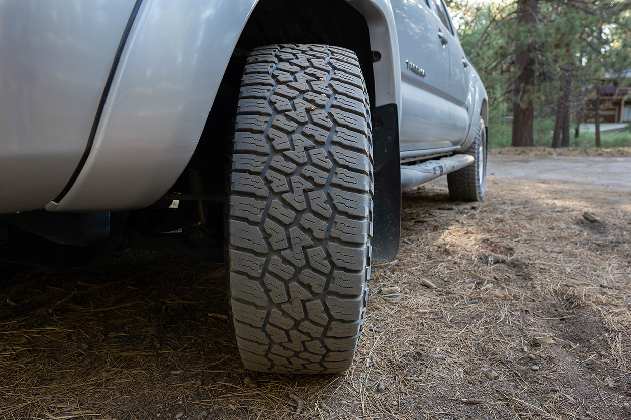 40,000 Mile Full Review & Overview for Falken Wildpeak AT3W Tires on 2nd Gen Tacoma