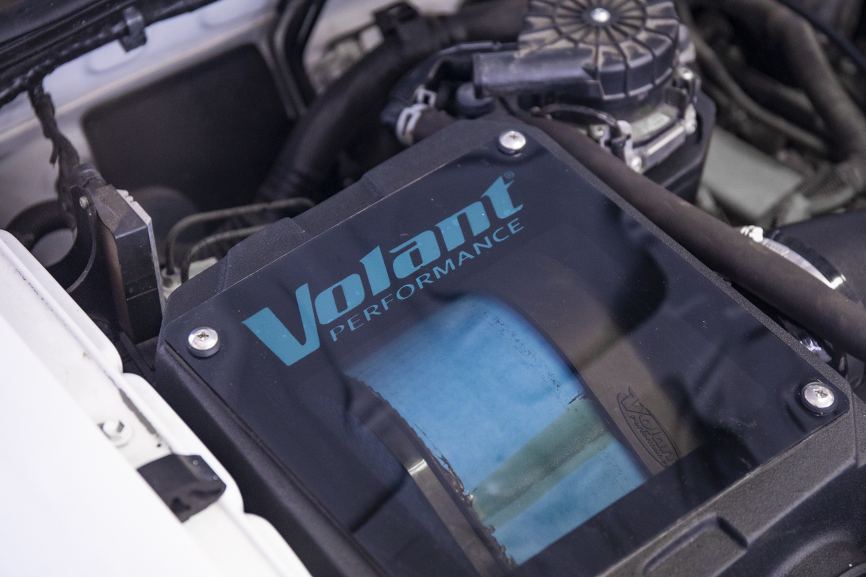Volant Cold Air Intake (2012-2015) 2nd Gen Toyota Tacoma