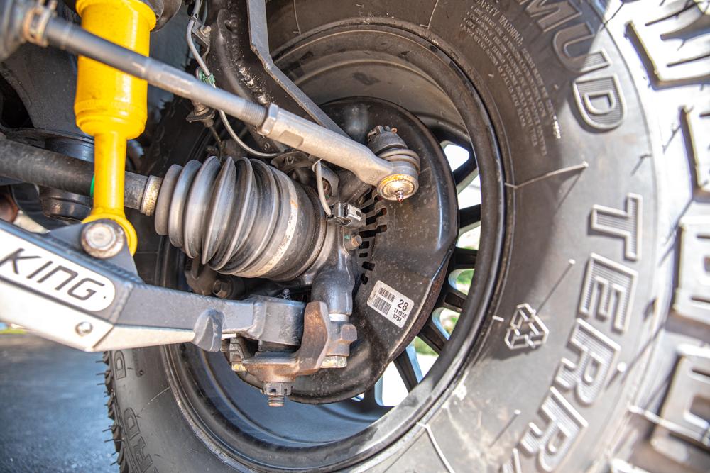 Installing Jomax Customs ABS Speed Sensor Skids on Tacoma
