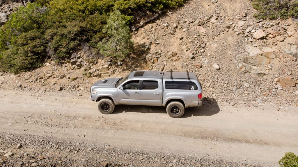 DIY Aluminum Extrusion Roof Rack on 3rd Gen Toyota Tacoma