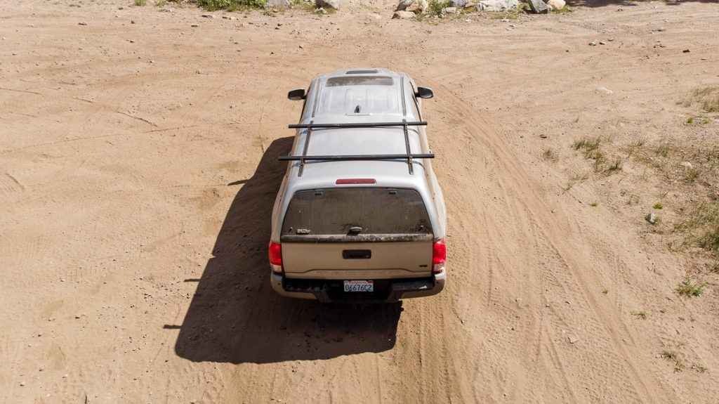 How-To Guide: DIY Roof Rack for 3rd Gen Tacoma Truck Cap