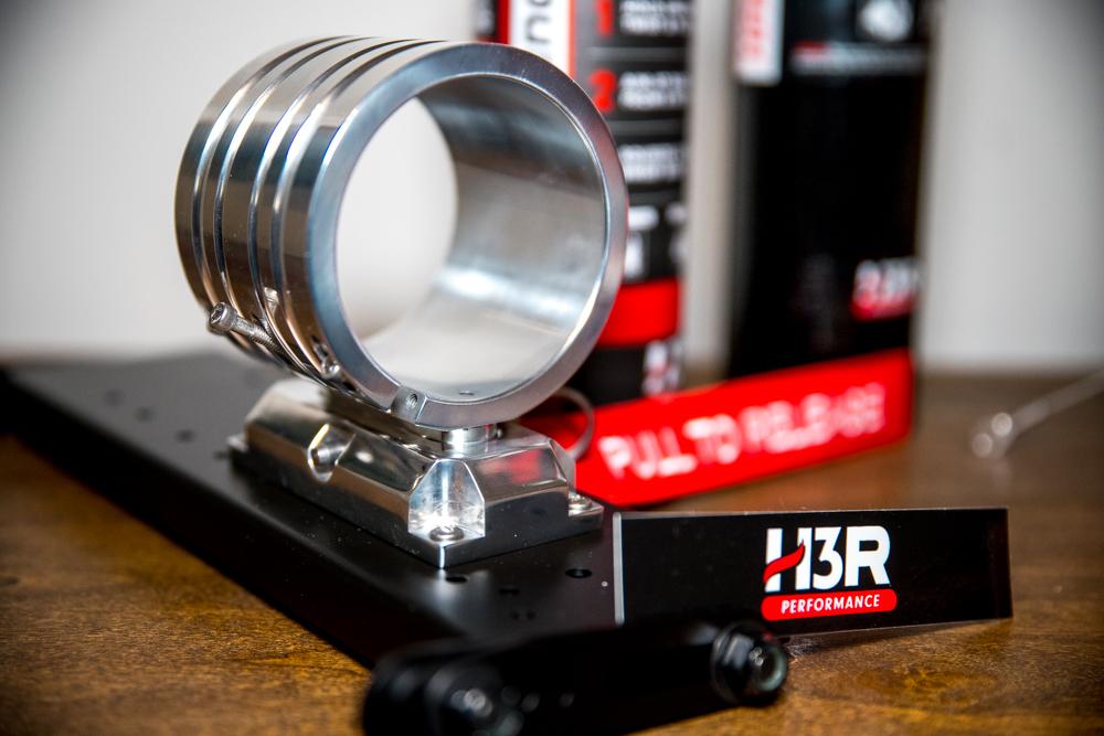 H3R Performance Billet Aluminum Fire Extinguisher Clamp & Mount