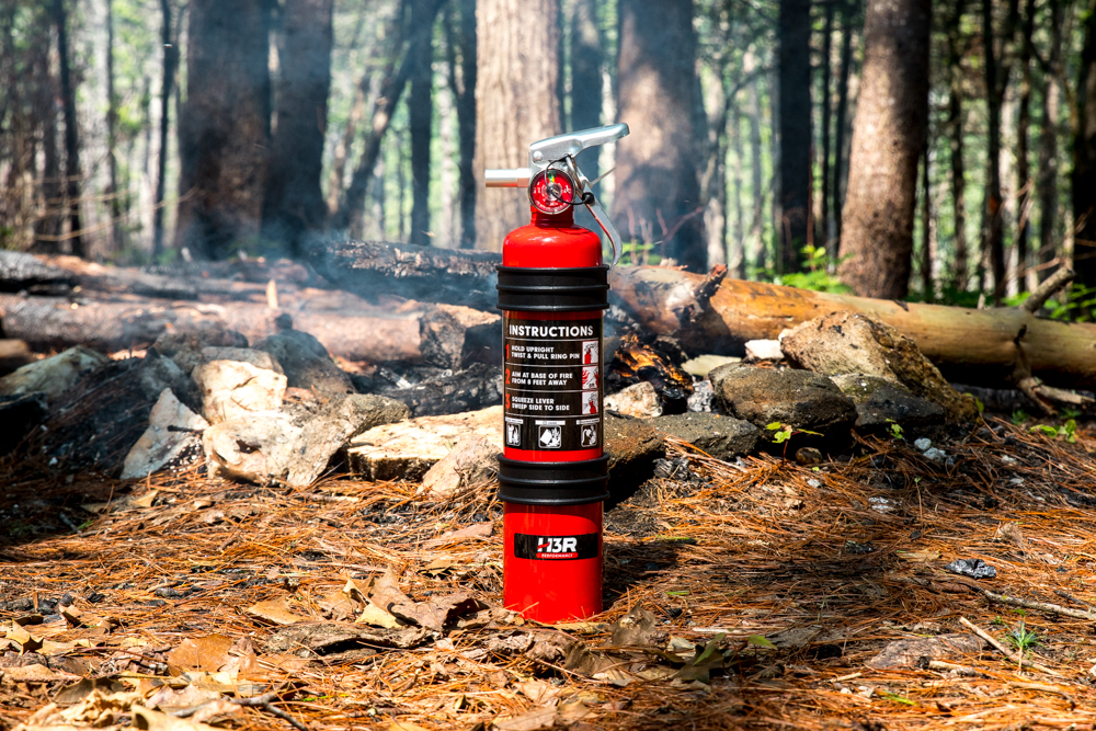 H3R Performance MaxOut Fire Extinguisher Review & Overview