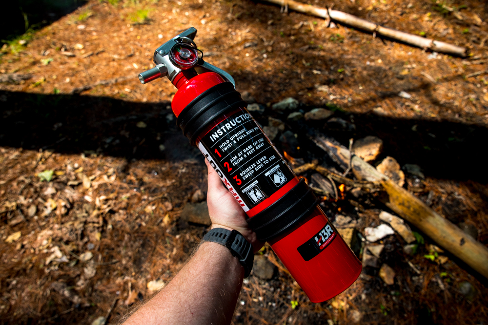How to Use Fire Extinguisher - H3R Performance MaxOut