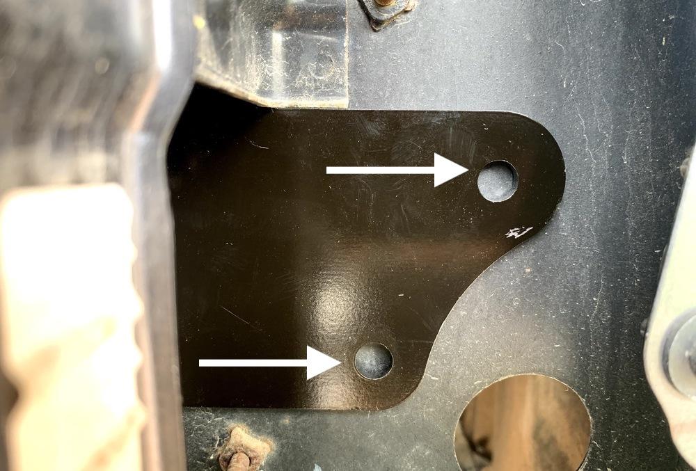 4 Wheel Parts Bed Stiffeners