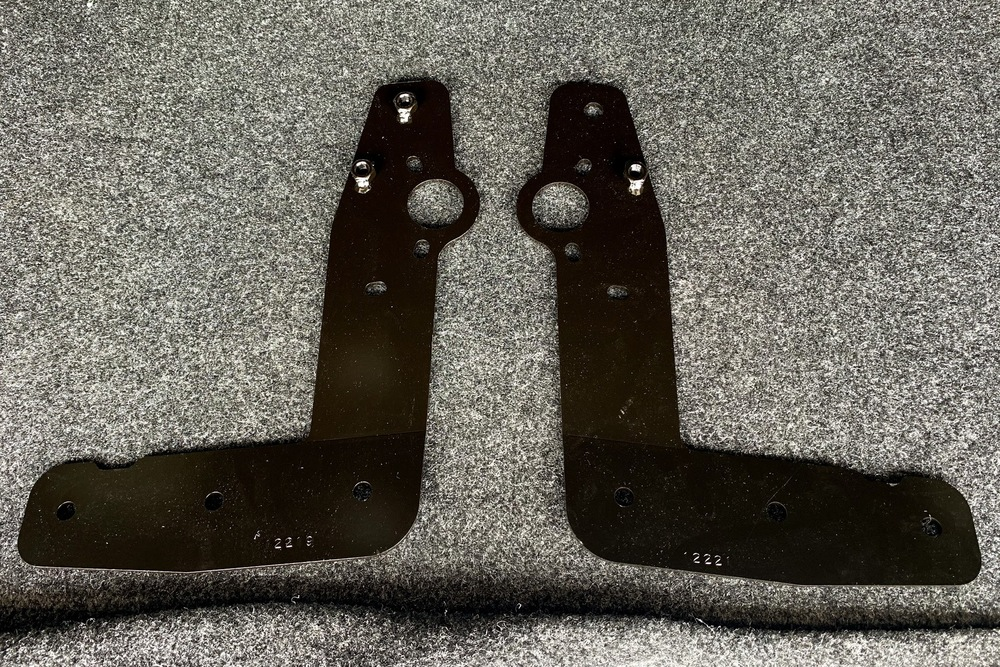 Internal Bed Stiffener Braces from 4WP