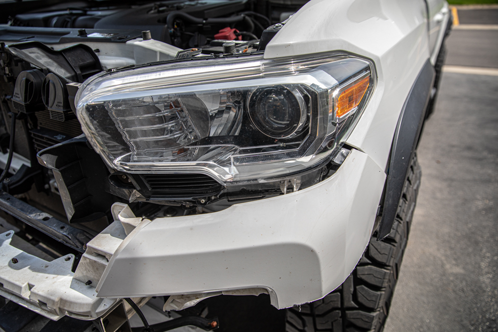 How to Swap/Replace Headlights on 3rd Gen Toyota Tacoma