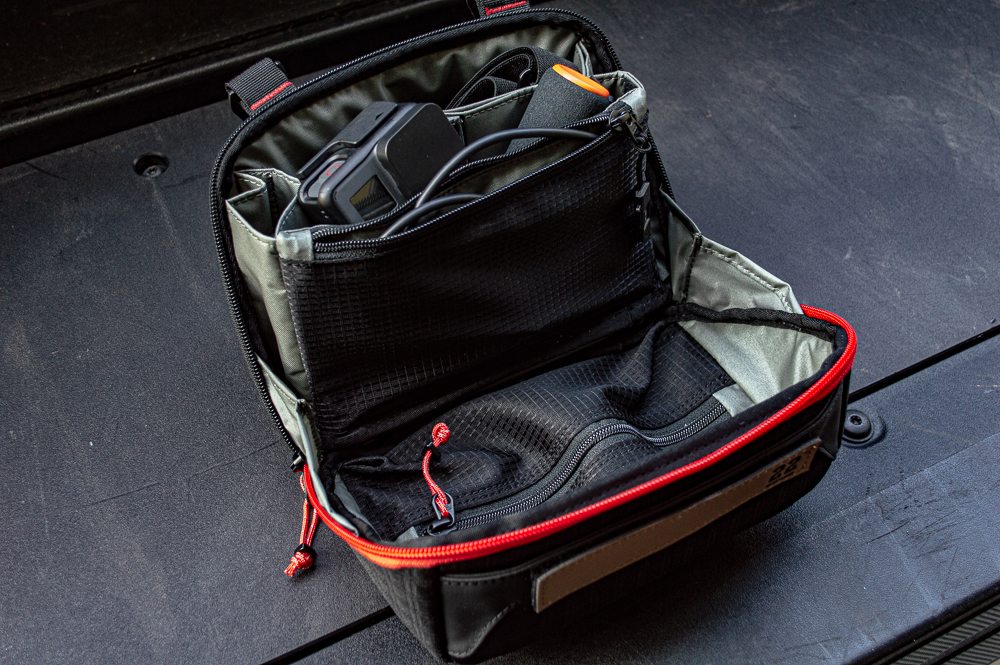 Durable GoPro Storage Case from Step22