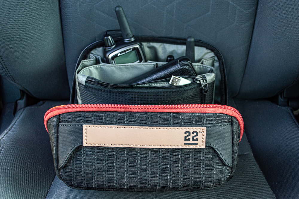 Step22 Tenkile Tech Pouch Detailed Overview & Review