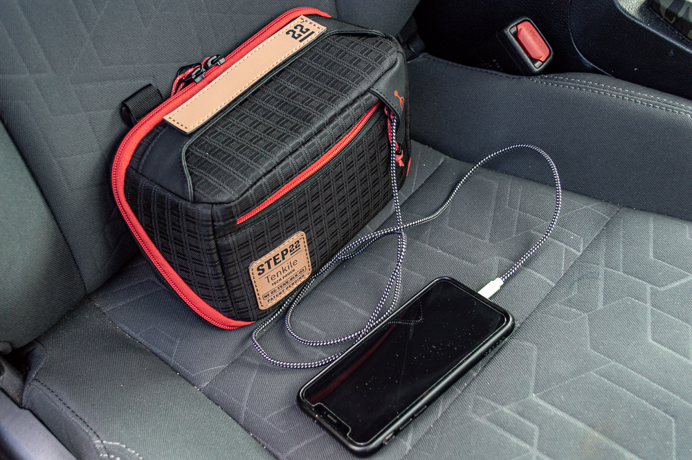 Organizer Storage Case for Electronics & Technology Items for Off-Road & Overland Travel