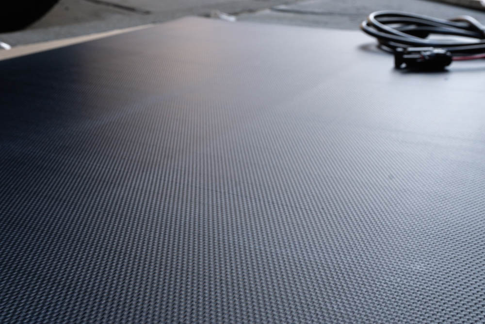Lensun Solar Energy Solar Panel for Off-Road & Overland