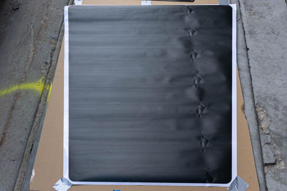 Installing Lensun Solar Energy Solar Panel