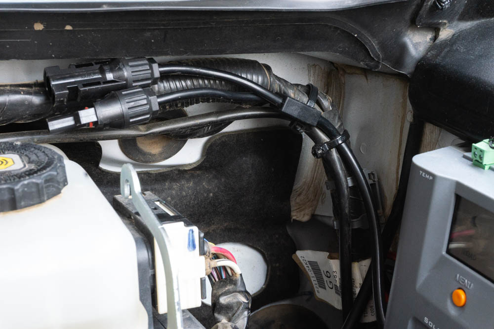 Installing Solar Panel & Charge Controller on Toyota Tacoma