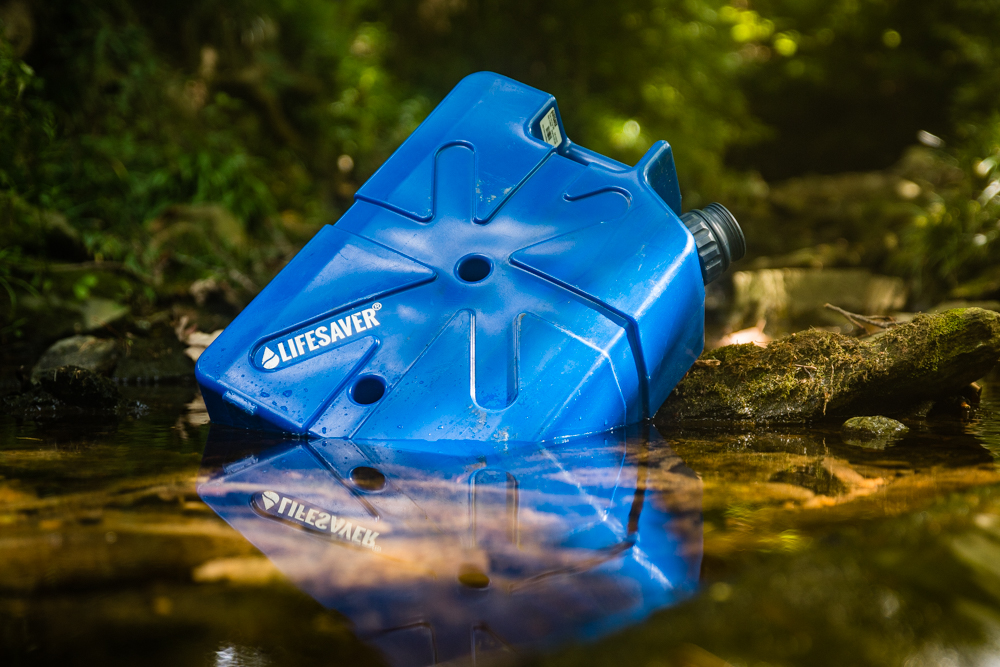 Blue LifeSaver 18.5 Liter Jerry Can Review & Overview