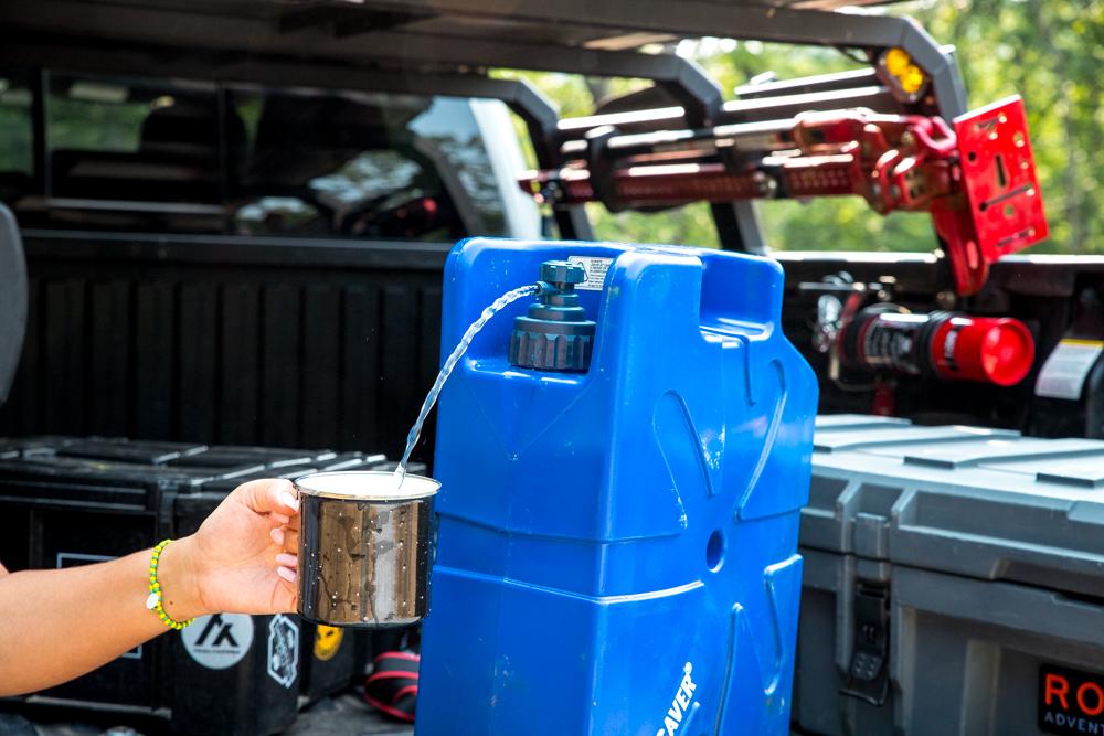 LifeSaver 20,000UF Jerrycan - Portable Water Purification & Storage