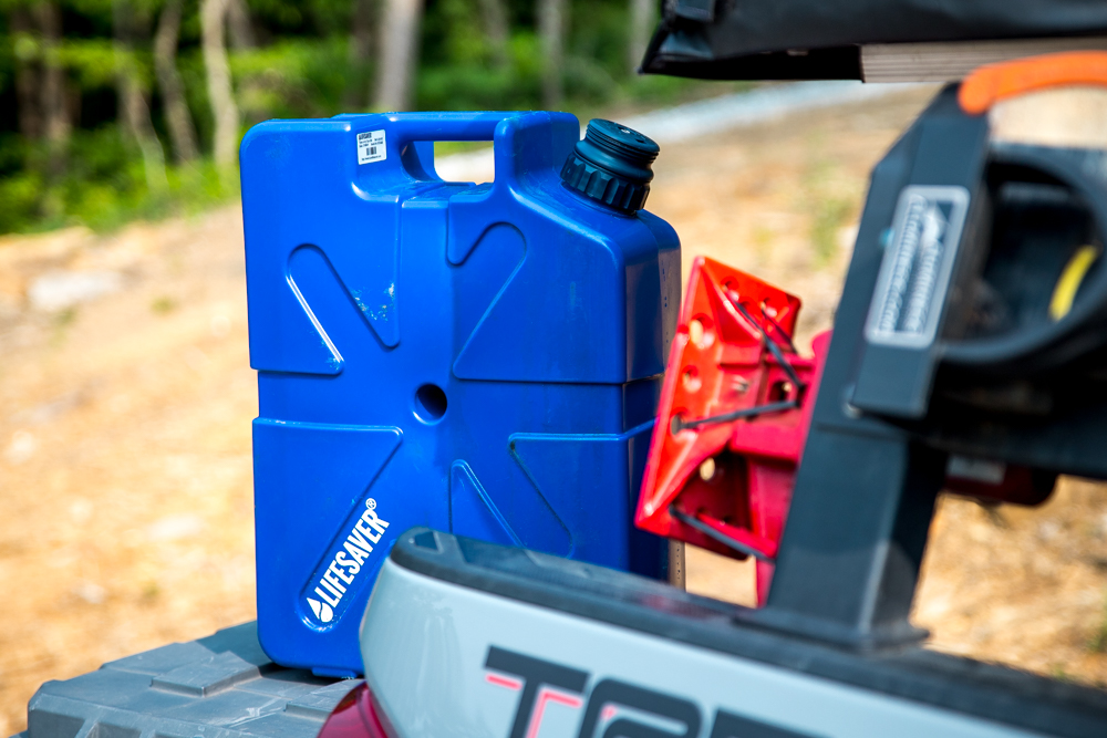 How to Use LifeSaver Jerrycan - Complete Review & Overview