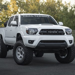 Lifted 2nd Gen Tacoma BP-51s