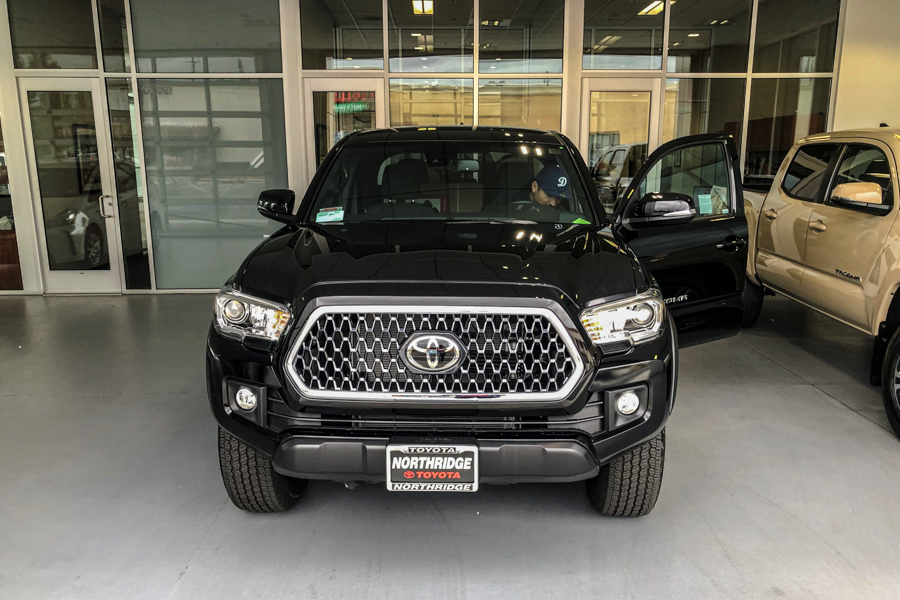 Tacoma Ownership - First Day of Purchase